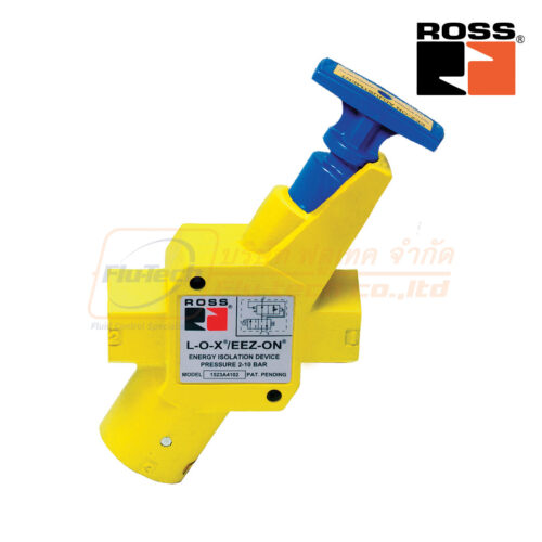 Manual Lockout L-O-X® Valves with Soft Start EEZ-ON®, Classic 15 Series, 3/8 to 1-1/4