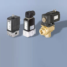 Solenoid Valves, Process and Control Valves