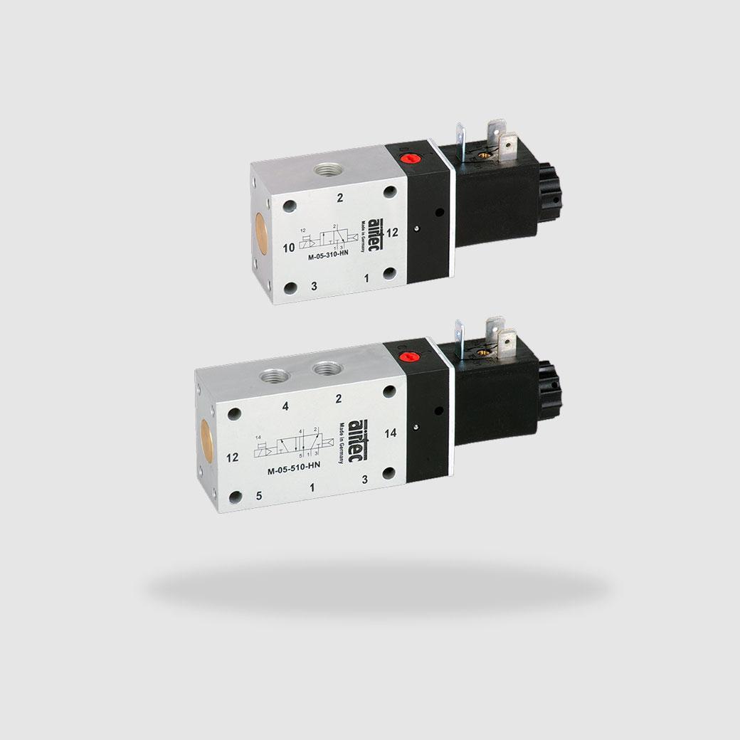 Airtec Solenoid valves