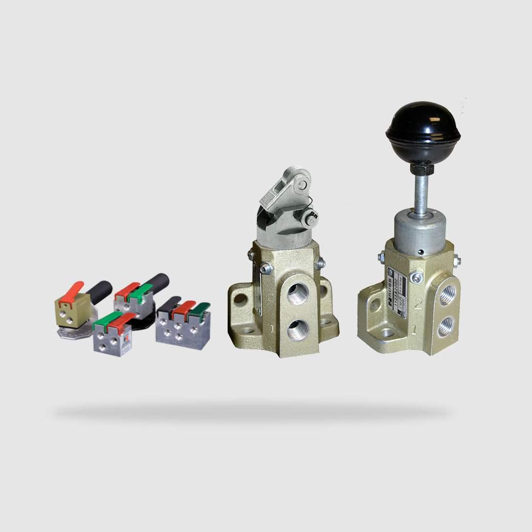Manual & Mechanical Valves