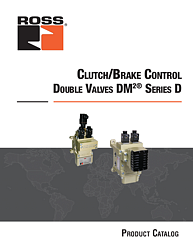 Double Valves with Internal Dynamic Monitoring & Memory DM2® Series D