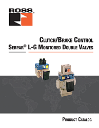 SERPAR Double Valves with L-G Monitor Series 35