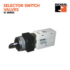 Selector Switch Valves 12 Series