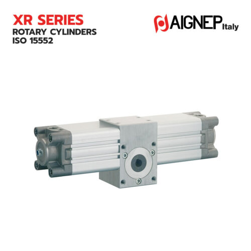 XR Series Rotary Cylinders ISO 15552